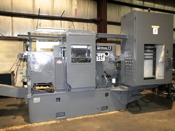 """1980 Wickman 1"""" 6-Spindle in"""