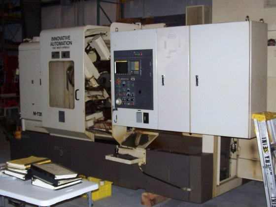 Mitsubishi M-T35E CNC Multi-Spindle Automatic,