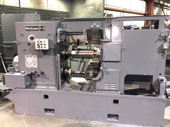 """1979 Wickman 1"""" 8-Spindle in"""
