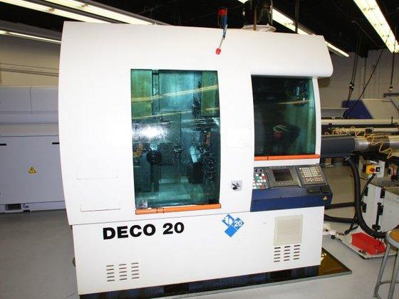 2000 Tornos DECO 2000-20 in