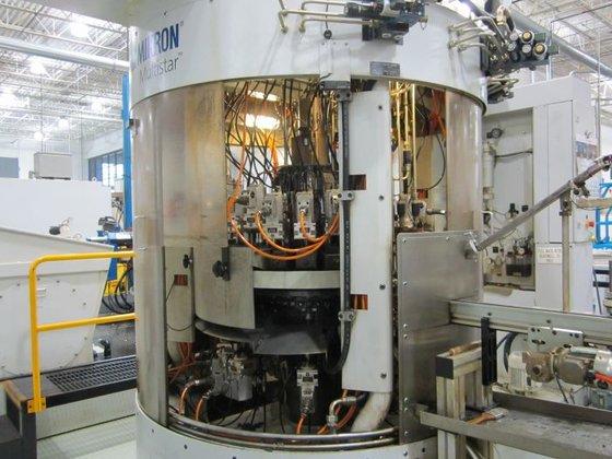 2006 Mikron CX-24 Rotary Transfer