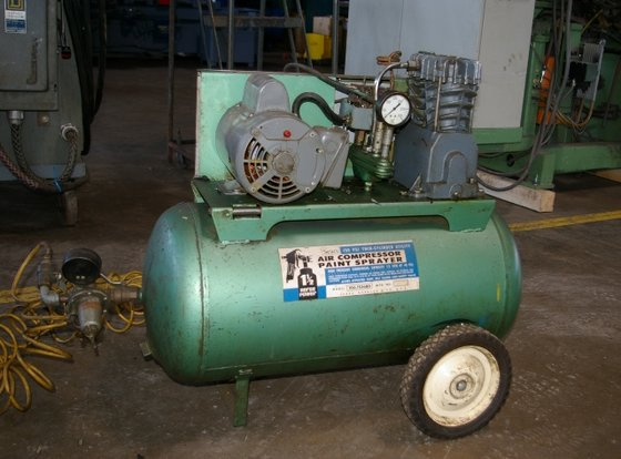 Used Craftsman Air Compressors for sale | Machinio