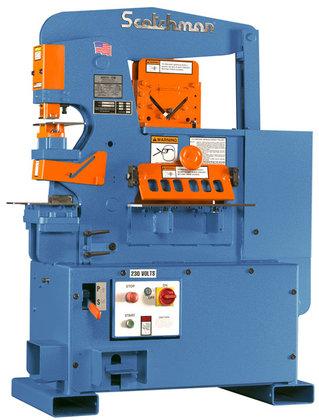 SCOTCHMAN 50514-CM Ironworker, Capacity 4