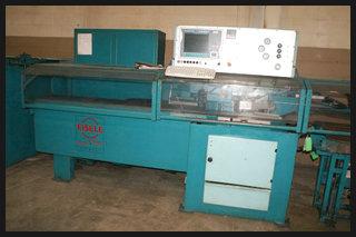 2000 EISELE PSU-450--CNC-2 Cold Saw,