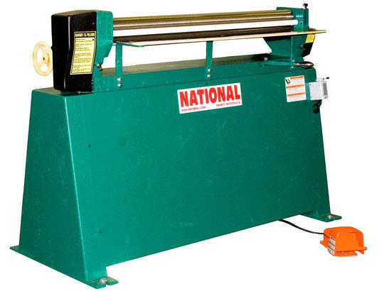 NATIONAL NR-4816 Initial Pinch Power