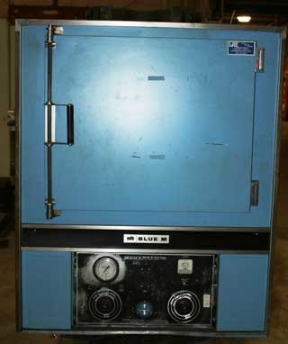 BLUE M POM-256B-1 Electric Cabinet