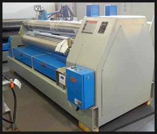 WDM 101-10-8 3 Roll Hydraulic