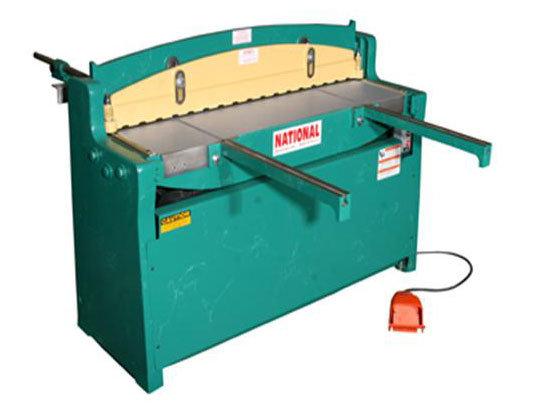 NATIONAL NH-5216 Shear, Hydraulic, Capacity