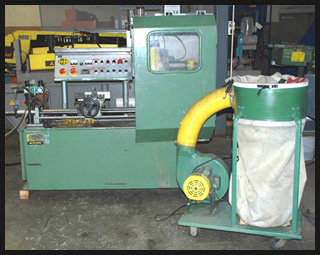 SOCO MC-350NFA Non-Ferrous Saw, Automatic,