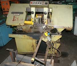 1990 STARTRITE H250A Horizontal Bandsaw,