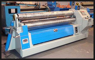 WDM 101-7-6 Bending Roll, Hydraulic