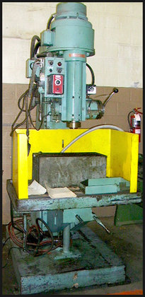 1969 JOHANSSON Drill Press in