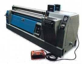 403-6-6 4-Roll Hydraulic Plate Bending