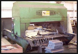 1992 FRANKLIN F1787 Plate Drill,