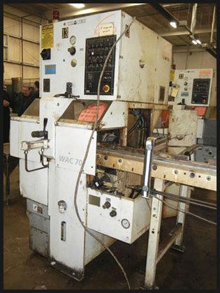 2000 WAC70 WagnerCarbide Saw, Automatic