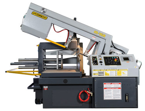 HYD-MECH M-16A Horizontal Bandsaw, Automatic,