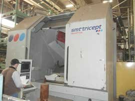 2000 805 Tricept 5-Axis Laser