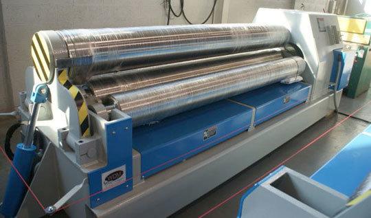 "WDM 403-12-8 4-Roll, Capacity 5/8"""