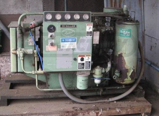SULLAIR 10B-40H AIR COMPRESSOR (ROTARY