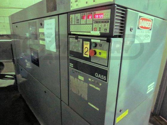 1992 ATLAS COPCO GA-55 AIR