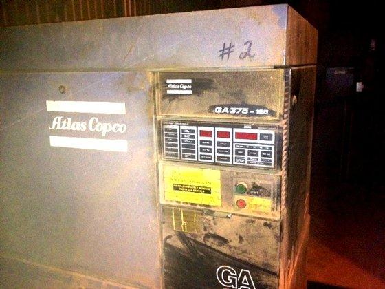 1988 ATLAS COPCO GA-375-125 AIR