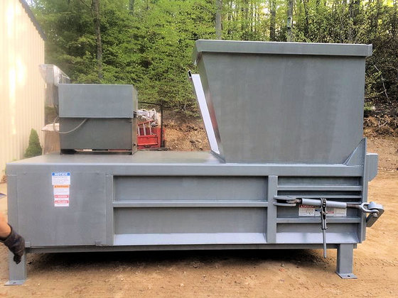 2006 WASTEQUIP ACCURATE 395XHD-7 COMPACTOR