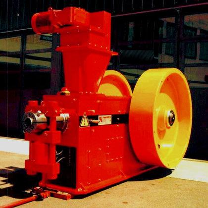 1992 PAWERT SPM I-90/200 BRIQUETTE