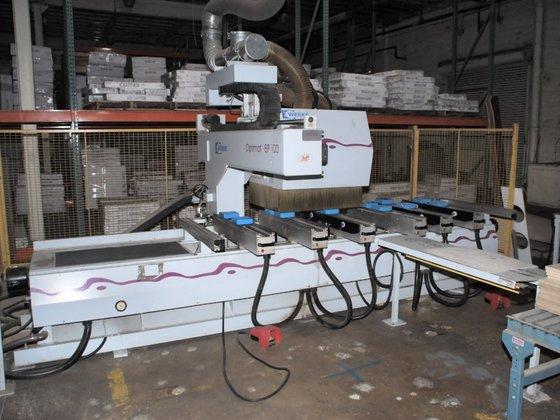 1999 WEEKE BP-100 CNC MACHINING