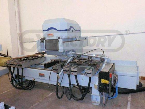 WEEKE BP-12 CNC MACHINING CENTER