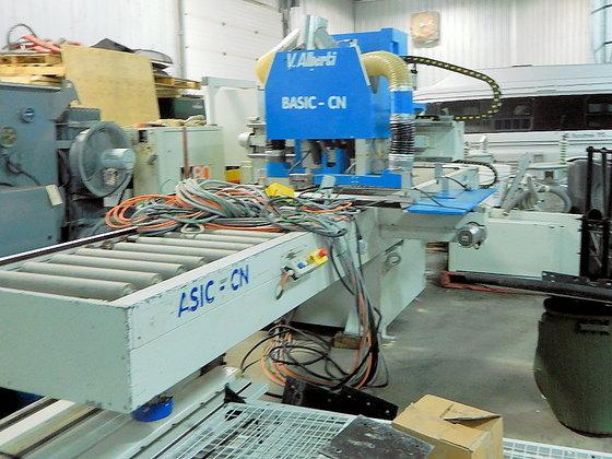 2003 ALBERTI BASIC CN CNC