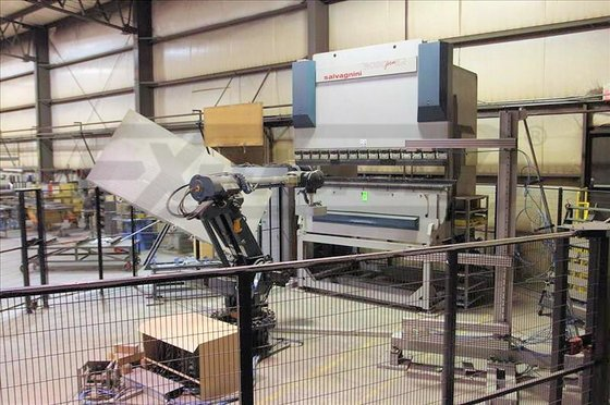 2002 SALVAGNINI PBS 135/3000 PRESS