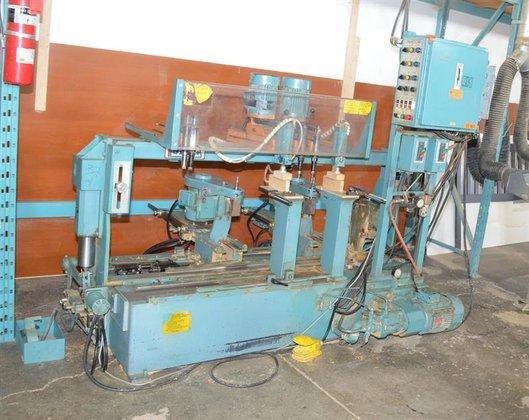 SICOTTE J 85 DOVETAIL MACHINE