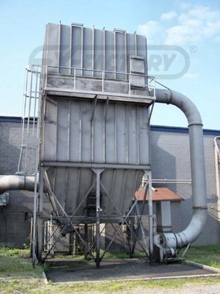 STACLEAN 204-10-A DUST COLLECTOR (PULSE