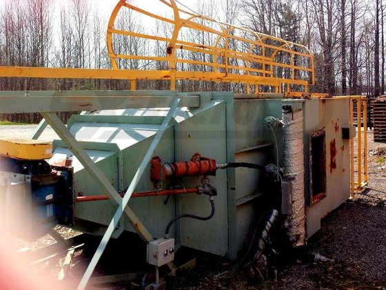 2000 DUSTEX 3339-6-6 DUST COLLECTOR