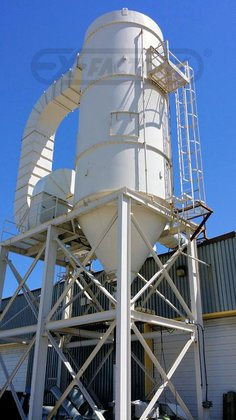 TORIT 232 RFW-10 DUST COLLECTOR