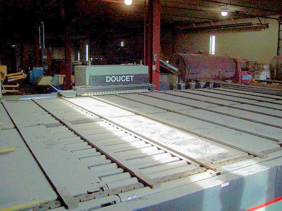 2005 DOUCET DH-2S END MATCHER