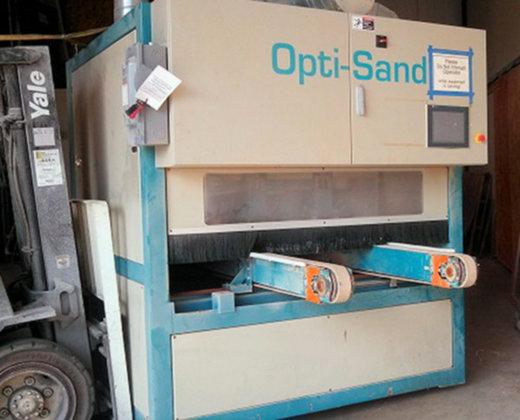 OPTI-SAND R43T WIDE BELT (FINISH/SCRUFF)