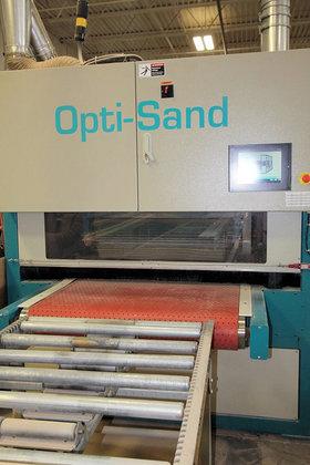 2008 OPTI-SAND R43V WIDE BELT