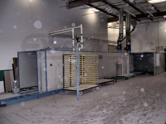 2003 FALCIONI/CEFLA RE-2400-14 CARRSEL OVEN