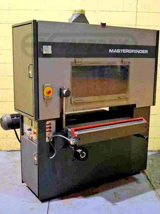 1978 MASTERGRINDER MCSB-900 METAL SANDER