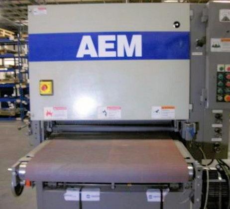 2000 AEM 501-37 SANDER (DRY)