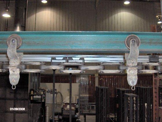 2000 ROBOTICS FINISHING SYSTEM PRE-TREATMENT