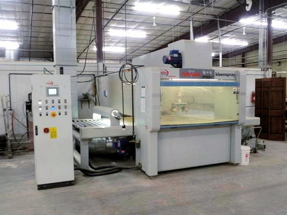 2007 CEFLA/FALCIONI KLEENSPRAY 12 FLATLINE
