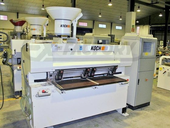 1999 KOCH SPRINT-PTP CNC BORE,