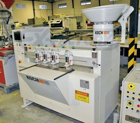 2001 KOCH SPRINT-PTP-3 CNC BORE,
