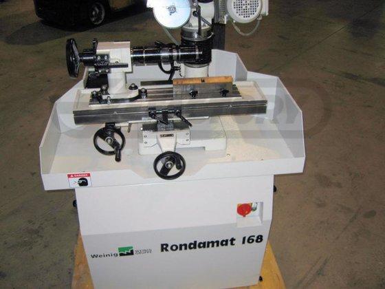 2008 WEINIG R 168 GRINDER