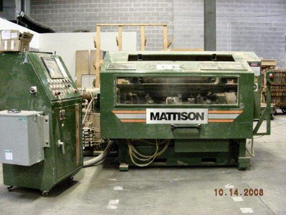 1999 MATTISON 86 PLC ROTARY