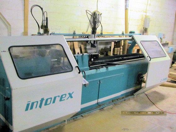 2001 INTOREX CI-2500 COPY LATHE