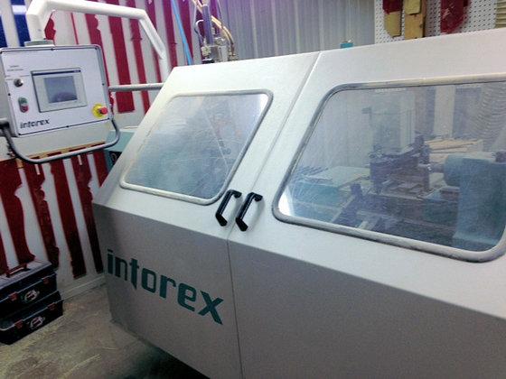 INTOREX CI-1500/LTA-1300 COPY LATHE W/PLC