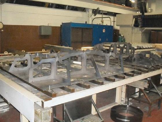 1997 TRUMPF TLF 2500 CNC